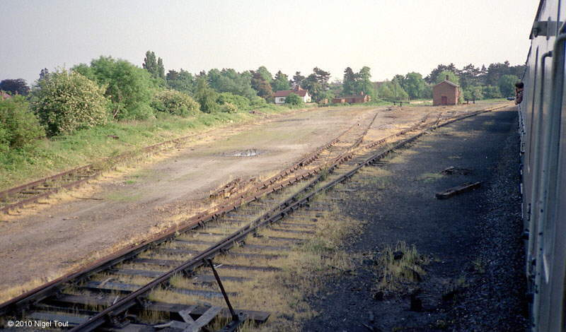 East Leake goods yard