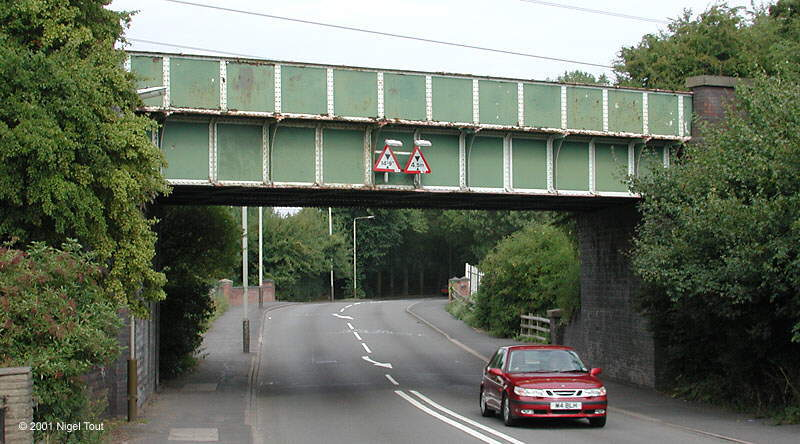 GCR Braunstone Lane East bridge