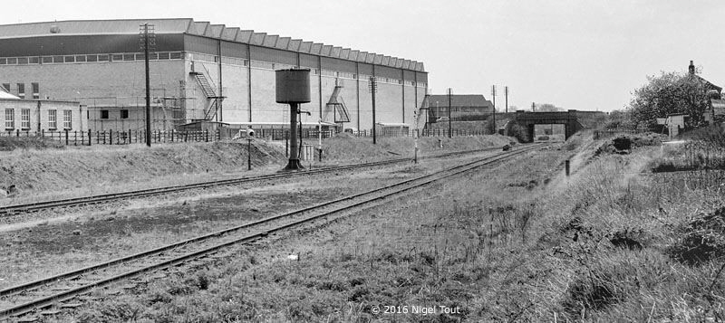 GCR, Loughborough, 1973