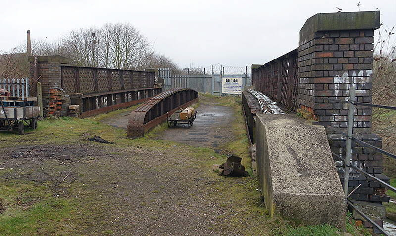 GCR bridge over Grand Union Canal, Loughborough