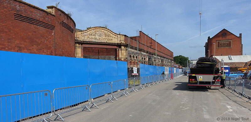 Leicester Great Central station redevelopment